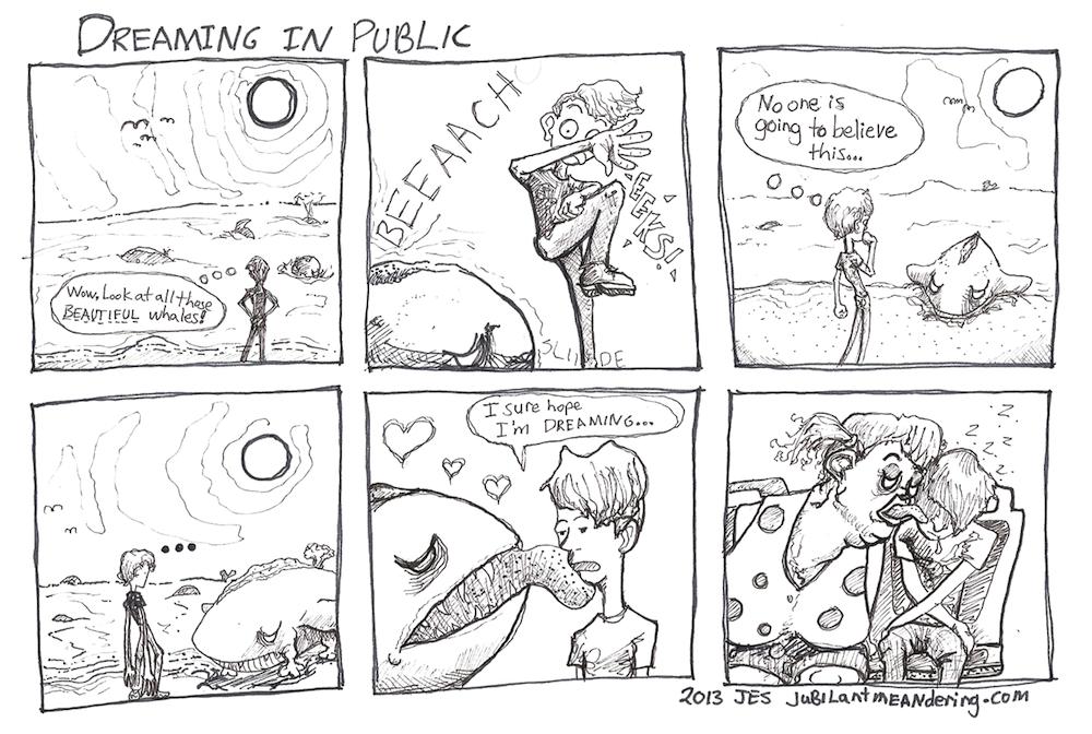 Dreaming in Public
